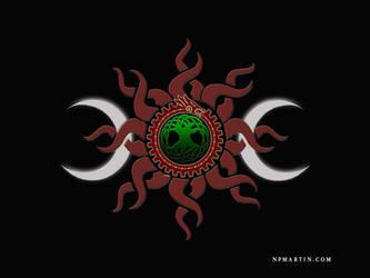 Druid Symbol Design