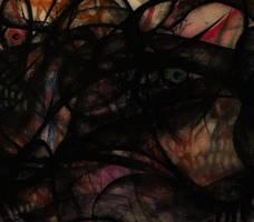Peek-a-boo by WeirdDarkness