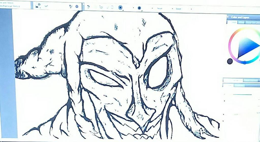 The Green Goblin by GustavoFTb
