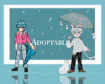 (Auction open ) Adoptables 2 by Dilika9