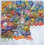 Pokemon Gen. 1 Cross Stitch 12