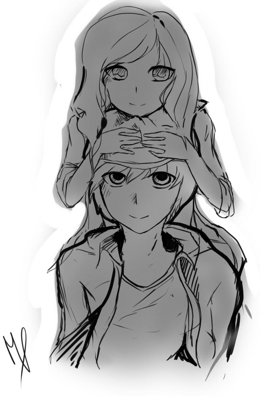 sketch by Yokuna-chan