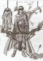 archer by Valera1988