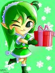 Santa Claus Saria by LTE-T