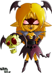 Chibi Demon Girl by LTE-T