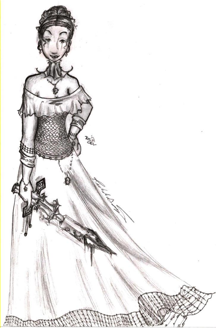 Medieval Princess by hyfreak