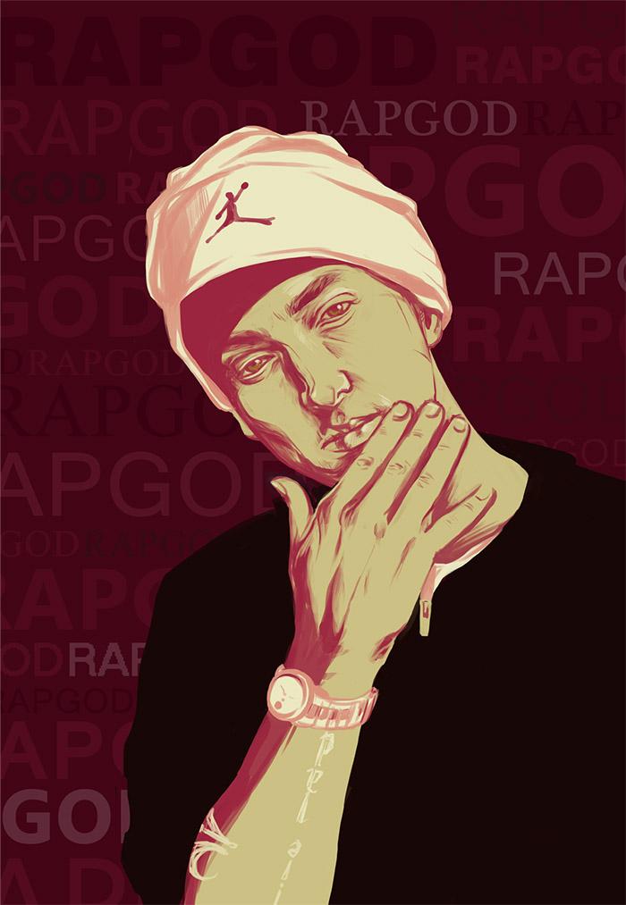 Rap God by AyaAsakura