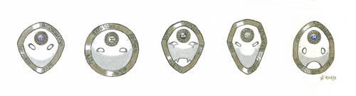 OC Masks by Lustrare