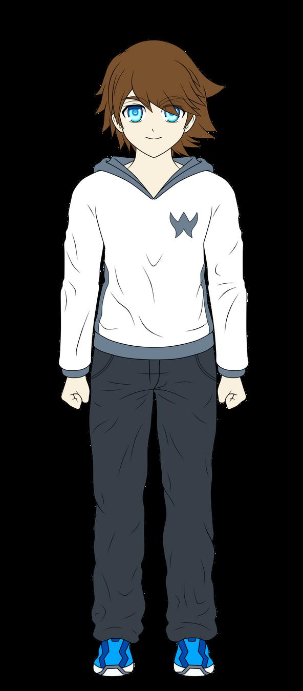 [Concept Art] Aspen Gotch - New Version by Blizzard-White