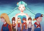 Happy 20th Anniversary Harvest Moon