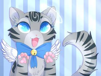 Kittycat by damn-days