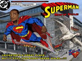 Kal-El - man of style!!! by ChumleysArt