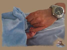 Baby Jacob PRINT 1 by ChumleysArt