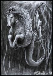 Hippocampicorn by Skarbog
