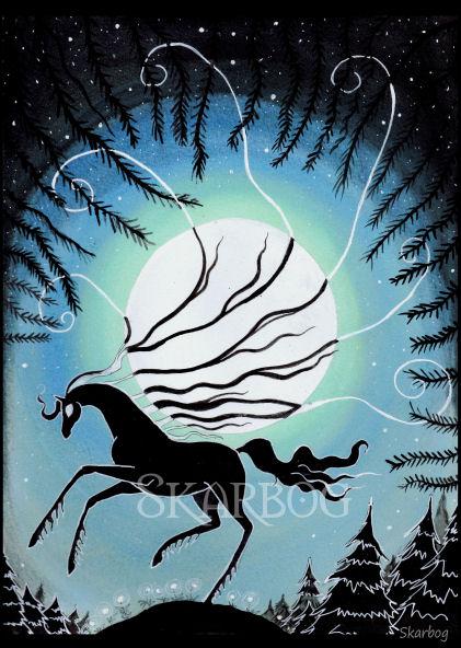 Moondancer by Skarbog