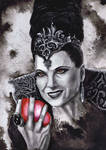 Regina Evil Queen Ouat