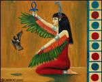 Egyptian godess
