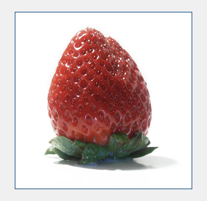 une fraise by dreu