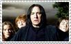 Severus Snape Stamp by xXLionqueenXx