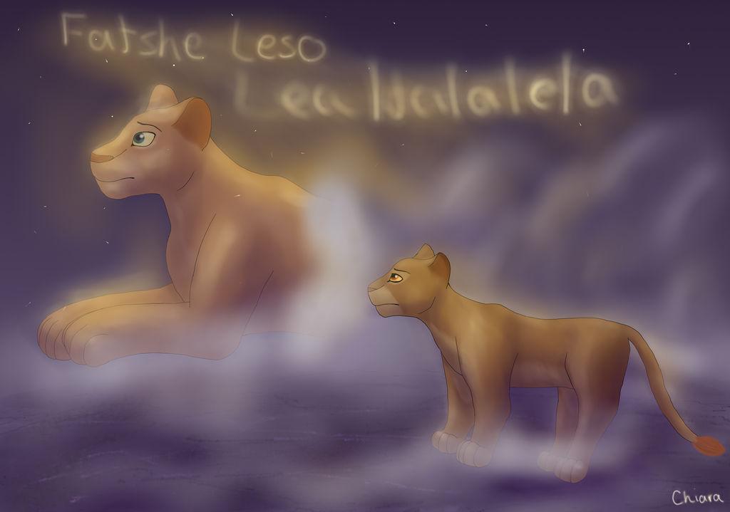 Lea Halalela - November 2015 by xXLionqueenXx