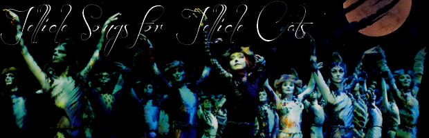 Jellicle Songs for Jellicle Cats by xXLionqueenXx