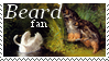 William Holbrook Beard fan stamp by xXLionqueenXx
