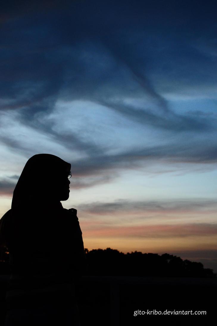 silhouette by gito-kribo