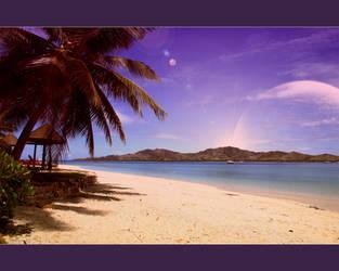 Star Tropics II by thetwiggman