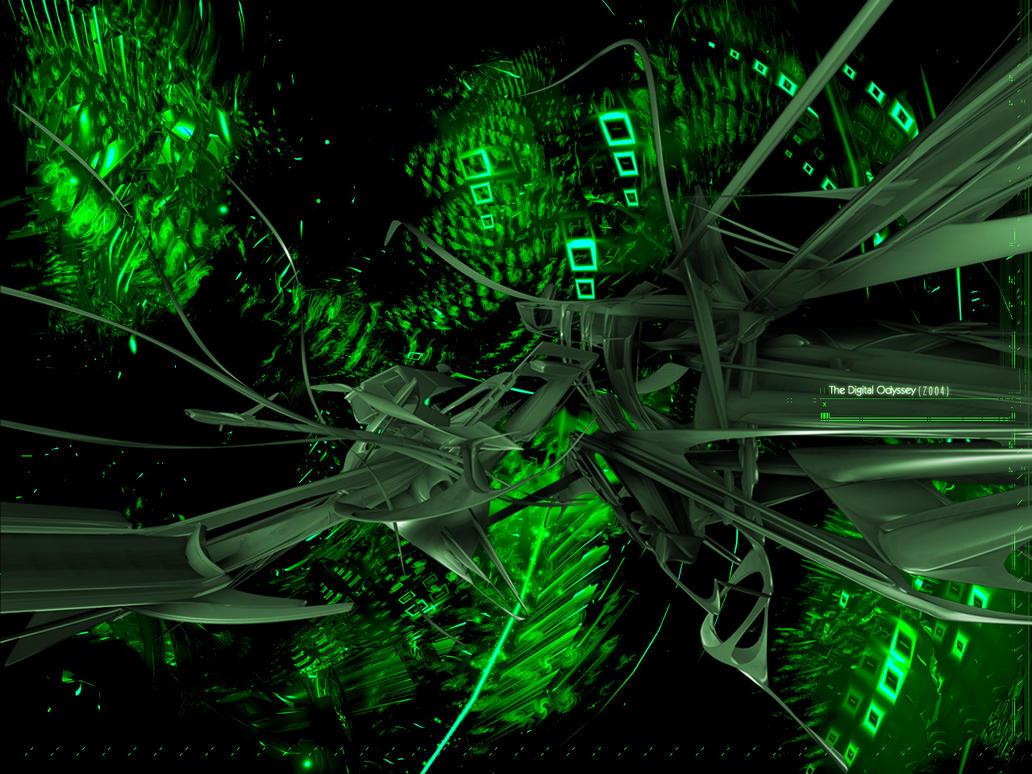 The Digital Odyssey by thetwiggman