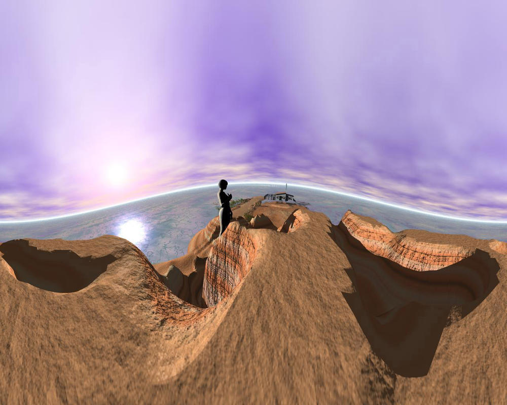 Edge of a Perfect World - pan by fingers2002