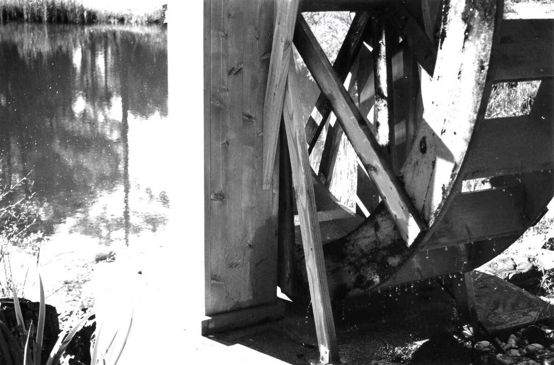 Water Wheel I by fingers2002