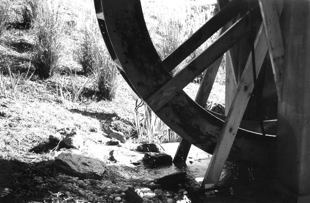 Water Wheel II by fingers2002