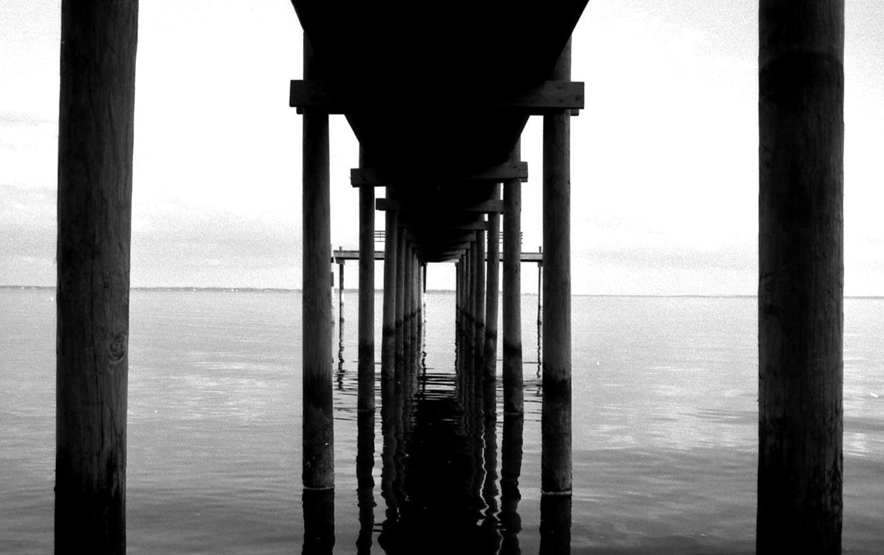 Under the Pier by fingers2002