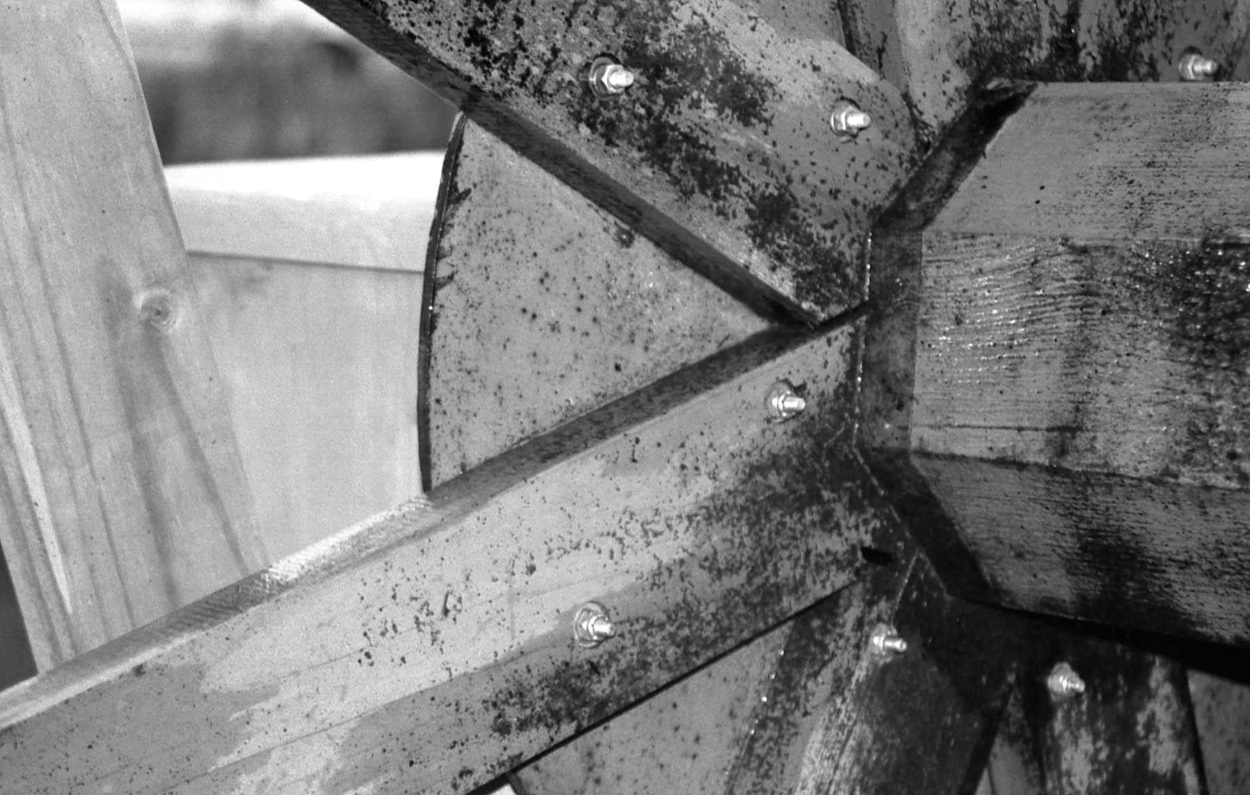 Water Wheel III by fingers2002