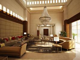 Libyan house 2 by campanella