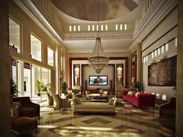 Libyan house 2 v2 by campanella