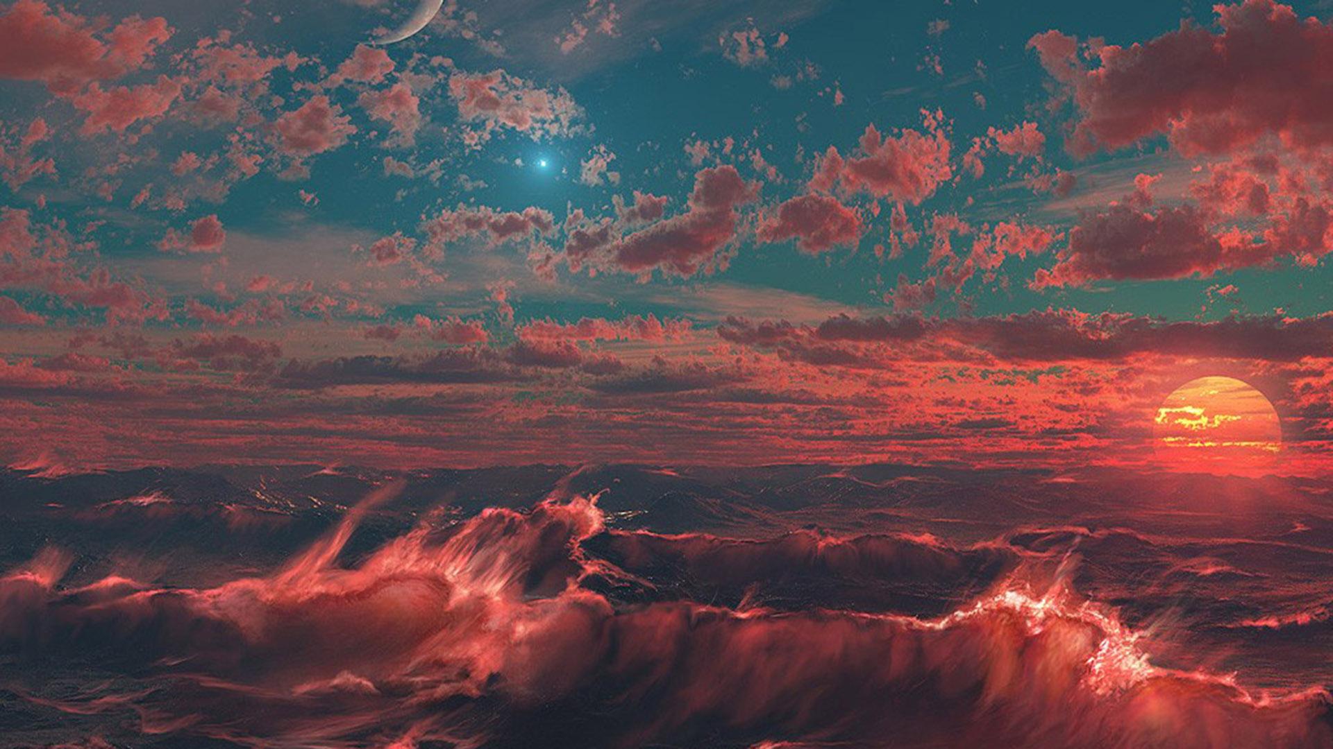 Ocean View By Edsaavas