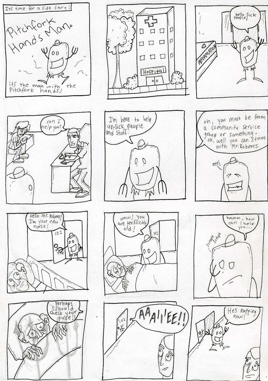The Green Fat pg. 2