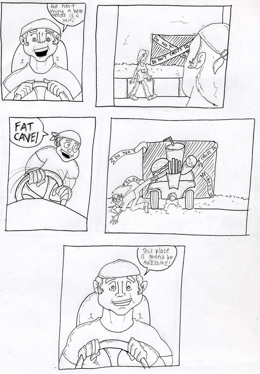 The Green Fat pg. 6
