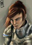 Sarah Kerrigan Fan Art