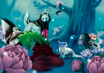 TWWM: Twilight Garden by Fjodor