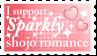 Stamp - Sparkly shojo romance by domo-grande