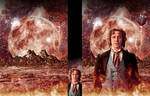 Doctor Who - The Eighth Doctor Adventures 8 - Art