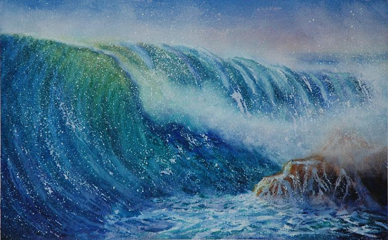 Mother of breakers by EinarAasen