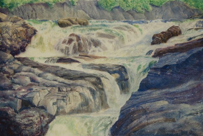 Falls Osen by EinarAasen