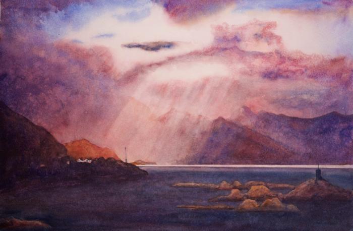 Lofoten II by EinarAasen