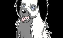 Wooga Dog by AgentMoore