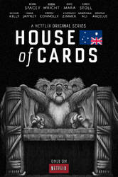 House of Cards Koala by Omilieh