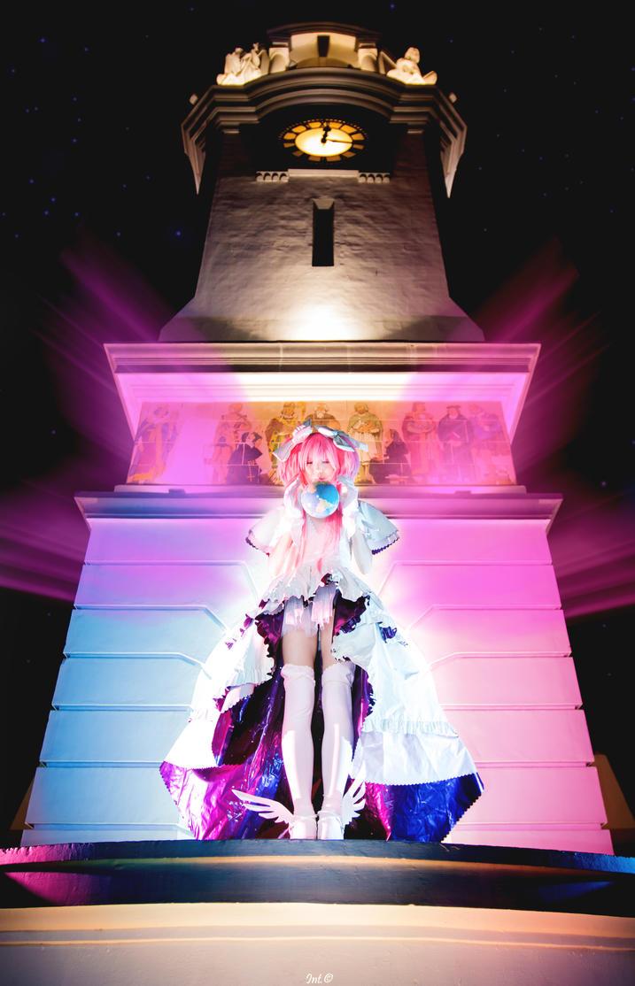 Puella Magi Madoka Magica Ultimate Goddess By Intelicca