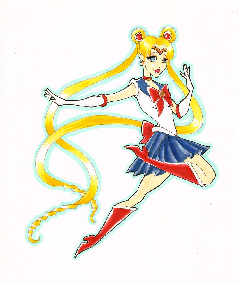Sailor moon pic by RikuYanki
